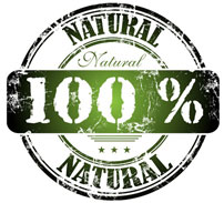 eat all natural foods